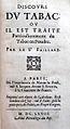 Discours du tabac, 1668.jpg