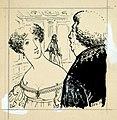 Disegno per copertina di libretto, disegno di Peter Hoffer per Don Pasquale (1954) - Archivio Storico Ricordi ICON012365.jpg