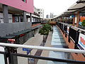 Docklands shopping precinct 2nd level.JPG