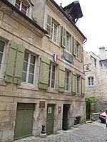 150px-Dole_-_Maison_Pasteur