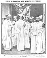 Don Alfonso XIII, Gran Maestre, de Campúa.jpg