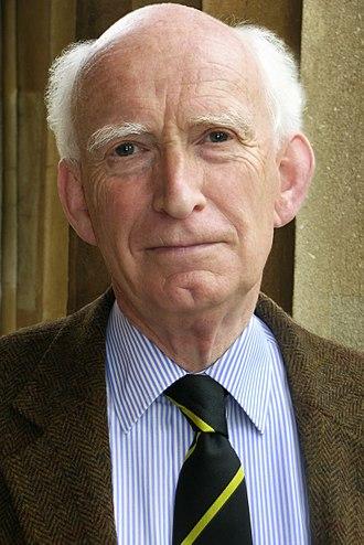 Donald Lynden-Bell - Lynden-Bell in 2008
