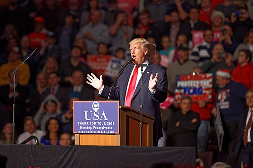 Donald Trump Victory Tour at Hershey PA on December 15th 2016 16