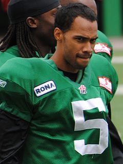 Donovan Alexander Canadian football player