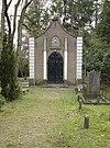 foto van Algemene Begraafplaats: baarhuisje