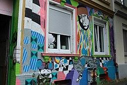 Adlerstraße in Dortmund