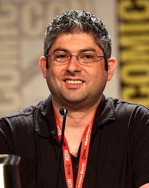 Doug Goldstein - Doug Goldstein at the 2011 San Diego Comic-Con.