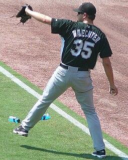 Doug Waechter American baseball player