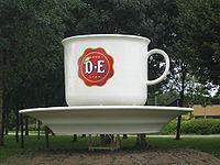 Douwe Egberts koffie kop.JPG
