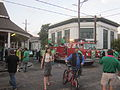 Downtown Irish Parade 2013 Piety Fire Engine.JPG