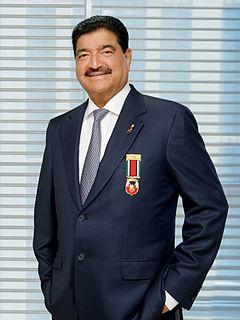 B. R. Shetty Indian businessman