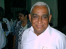 Dr Wilfred de Souza, former chief minister of Goa ... in the Assembly.JPG