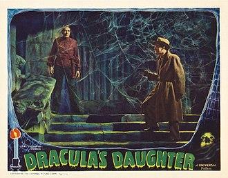 Irving Pichel - Pichel (left) in Dracula's Daughter (1936)
