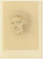 Drawing, Portrait of the Artist's God-Mother, Madame Grivolée, 1915 (CH 18411119).jpg