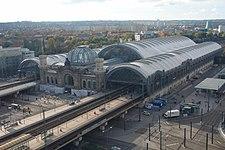 Dresden-Germany-Main station