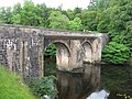 Drumlanrig Bridge over the River Nith - geograph.org.uk - 1369103.jpg