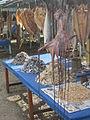 Dry fish stand near Banda Aceh (8035448940).jpg