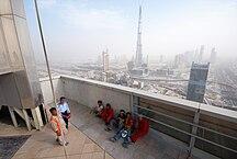 Dubai-En by med ekstremer-Dubai workers angsana burj