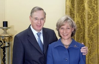 Birgitte, Duchess of Gloucester - The Duke and Duchess of Gloucester
