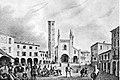 Duomo di San Lorenzo, Alba, 1839.jpg