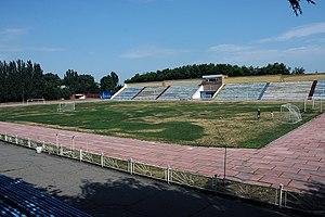 Toretsk - Image: Dzerzhynsk Avanhard Stadium 1