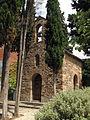 E057 Sant Cristòfol de Ca n'Anglada, façana oest.jpg