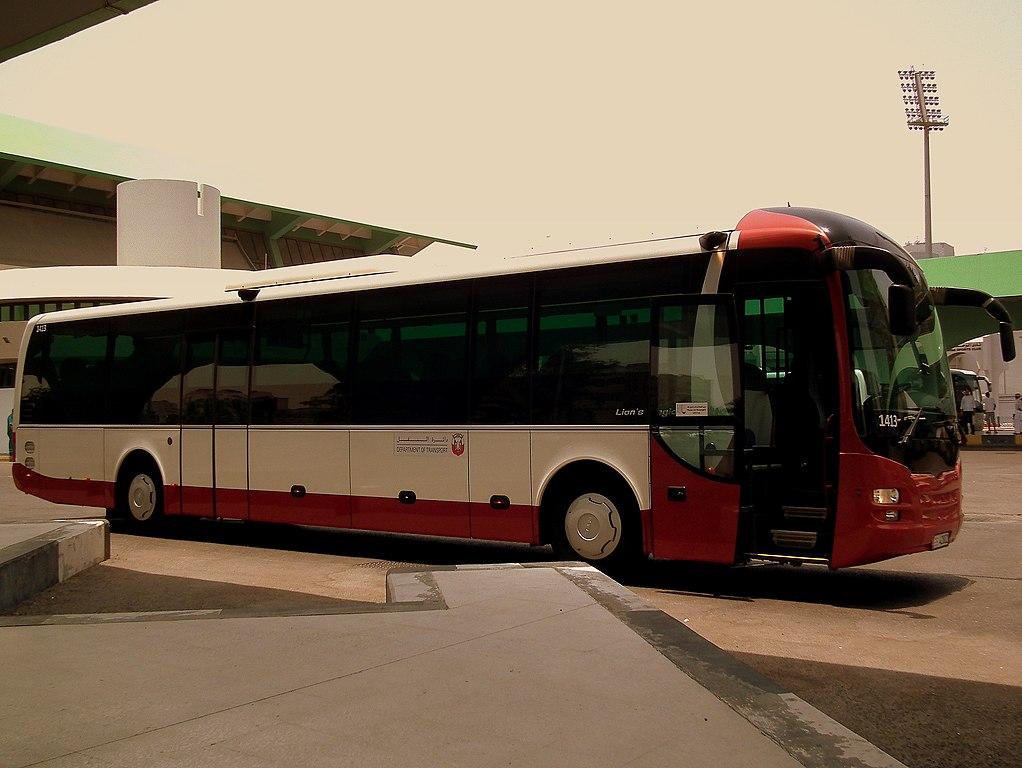 Yas Island Bus Timings