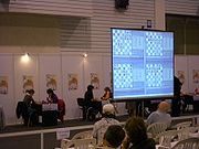 A Chess match between Russian and Chinese teams. (Nizhny Novgorod, 2007)