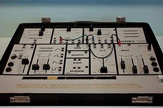 Electronic Music Studios - EMS Synthi-E synthesizer (1975)