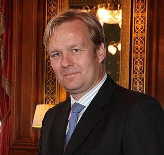 Peter Sørensen (diplomat) - Image: EU Special Representative in Bosnia and Herzegovina (6871612010) cropped