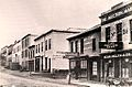Early photo of Strand Street in Cape Town Cape Colony 1875.jpg