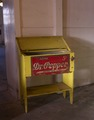 Early soft-drink cooler at the Dublin Bottling Works and W.P. Kloster Museum in Dublin, Texas LCCN2015630787.tif