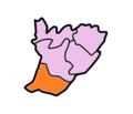 East Garo Hills Subdivisions Samanda