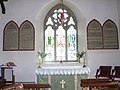 East Window, St Sannan Church - geograph.org.uk - 1158756.jpg