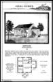 Eaton's Eastacre House Plans, 1919.png