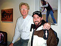 Ed Begley, Jr. and Paul J. Alessi at Sundance, Park City, Utah (371348966).jpg