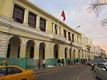 Edificio de la Gobernación Provincial de Los Andes - Vista Oeste por Esmeralda 02.JPG