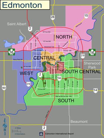 Edmonton Travel Guide At Wikivoyage