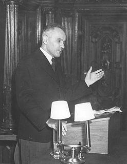 Edward Lipiński Polish economist