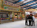 Edwards' Dodgems (L) & the Rodeo Switchback beyond, FHT Lifton 21.09.06 P9210080 (11522226966).jpg
