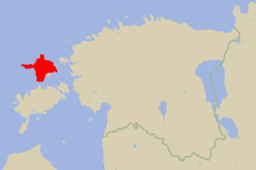 Situation i Estland.