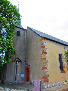 Oberdorff Commune in Grand Est, France
