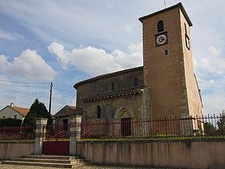 Xammes Commune in Grand Est, France
