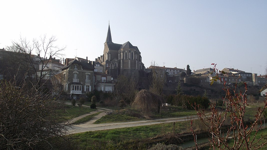 Eglise de Montrevault