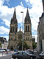 Eglise de Notre Dame du Voeu, Cherbourg-Octeville, Lower Normandy, France - panoramio.jpg