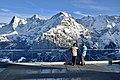 Eiger, Mönch and Jungfrau, Swiss Skyline, Birg, Schilthorn (Ank Kumar) 05.jpg