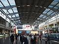 Eingangsbereich West ISPO 2014 München.jpg
