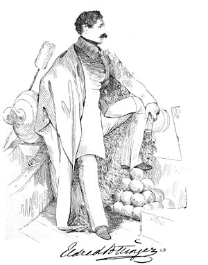 Eldred Pottinger - Portrait by Colesworthey Grant