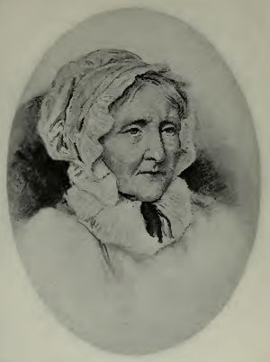 Elizabeth Schuyler Hamilton - Elizabeth Hamilton at 94