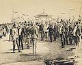 Emanuel Boháč Kaiser Franz Joseph bei der Weltausstellung.jpg